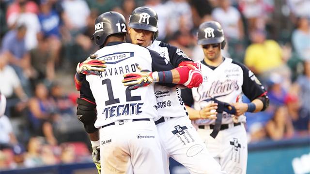 Beisbol, LMB: Serie completa para Sultanes en el Clásico del Norte