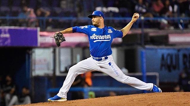 Beisbol, LMB: Acereros amarró su primera serie de la temporada