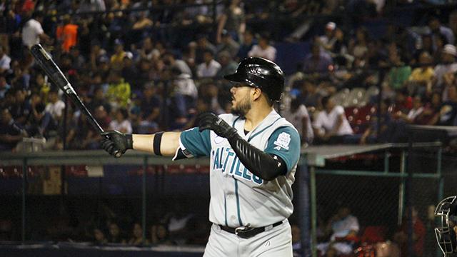 Beisbol, LMB: Saltillo venció al líder de la Zona Sur