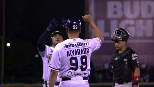 Beisbol, LMB: Artillería de Rieleros da alegría a su afición tras imponerse a Toros