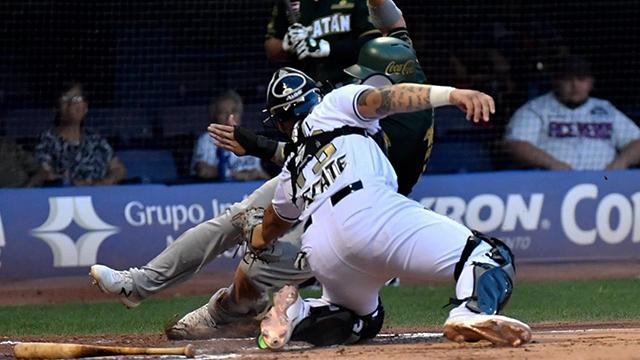 Beisbol, LMB: Monclova regresó en la sexta y venció a Leones