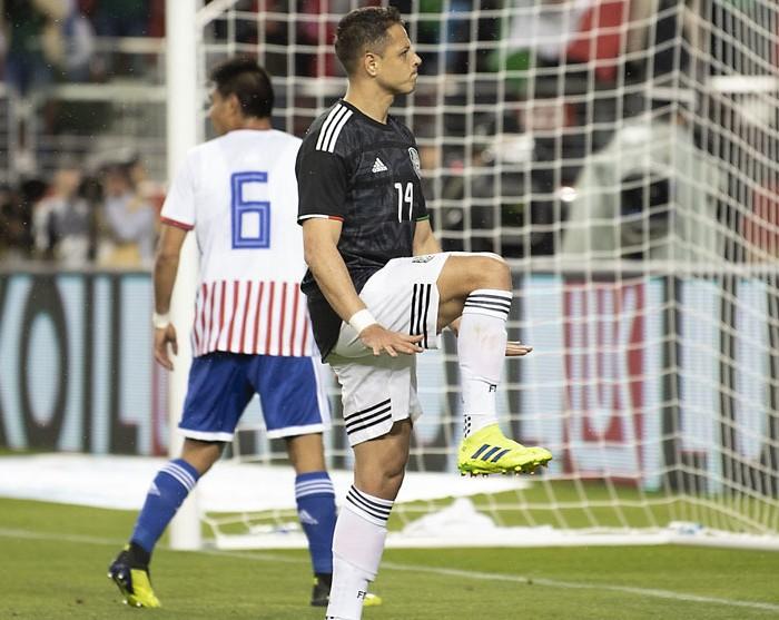 Fútbol: Chicharito alcanza la cifra de 51 goles con Selección Mexicana