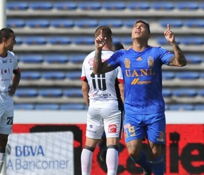 Fútbol: Tigres califica a Liguilla al vencer a Lobos BUAP