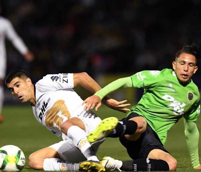 Fútbol: Juárez accede a la final de Copa MX, eliminando a Pumas
