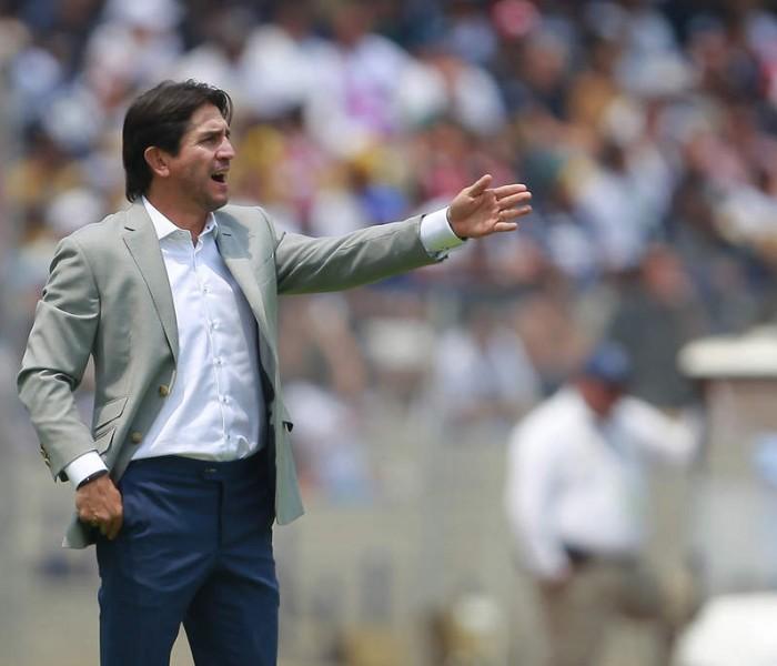 Fútbol: Para Marioni, Pumas estaba obligado a ganar y lo hizo