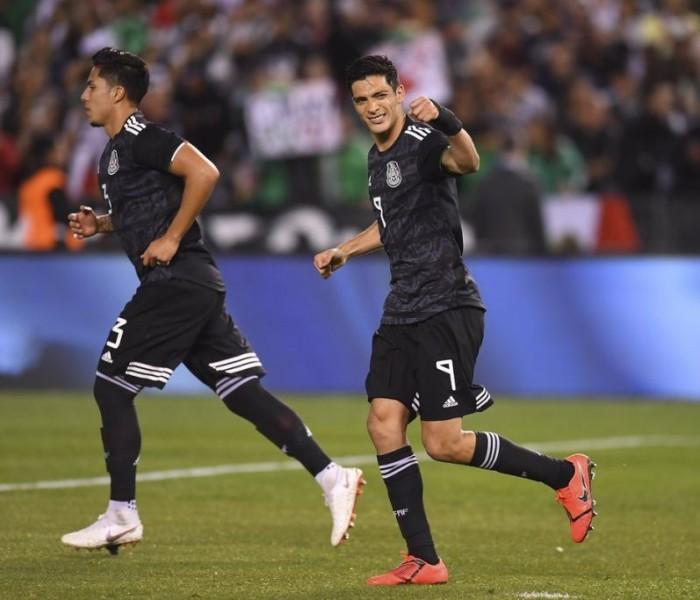 Fútbol: Era de Martino con México inicia con victoria contra Chile