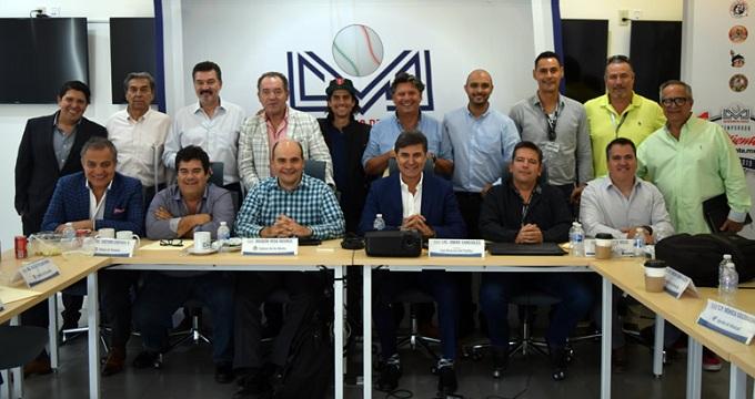 Beisbol, LMP: Recibe Asamblea de Presidentes balance de la Temporada Caliente.mx 2018-2019