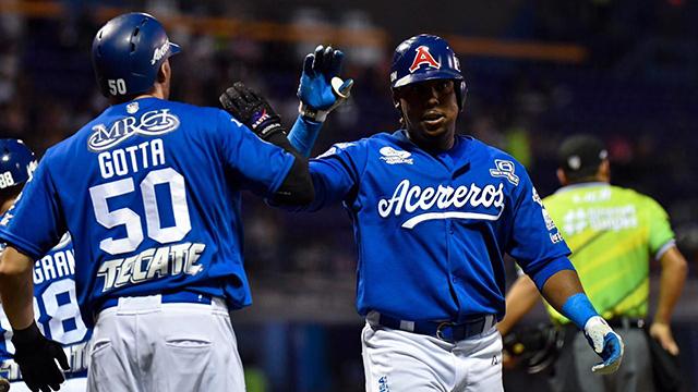 Beisbol, LMB: Acereros barrió la serie en casa a Rieleros