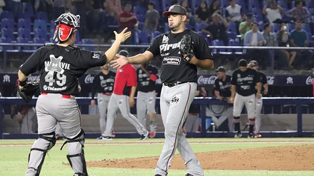 Beisbol, LMB: Piratas rompió su mala racha al vencer a Sultanes