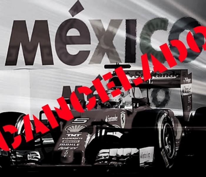 AUTOMOVILISMO: Adiós a la F1 en México