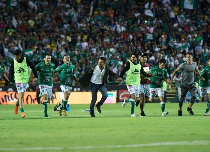 FÚTBOL, LIGA MX: LEÓN VENCE AL AMÉRICA Y ES FINALISTA DEL CL2019