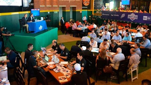 Beisbol, LMP: Hermosillo será la sede del Draft LMP 2019