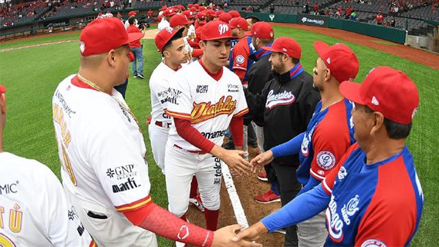 Beisbol, LMB: Jon Kemmer definió el primero de la serie para Durango