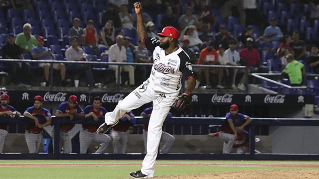 Beisbol, LMB: Obispo hizo historia con Sultanes en el segundo de la serie