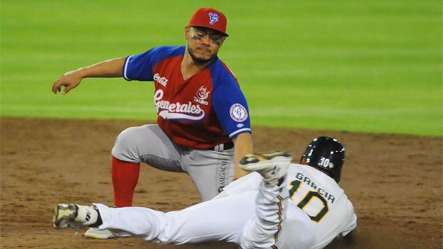 Beisbol, LMB: Bombazos espalda con espalda dan triunfo a Durango en extra innings