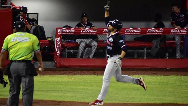Beisbol, LMB: Kenneth Sigman logró su quinto triunfo con Tecolotes