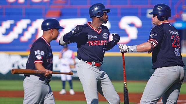 Beisbol, LMB: Tecolotes definió la serie con cuadrangulares