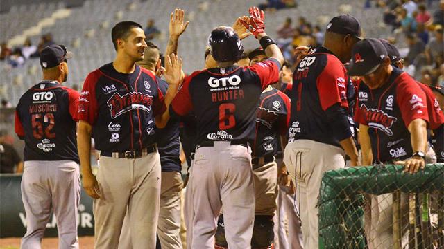 Beisbol, LMB: Bravos vino de atrás y se llevó el primero de la serie