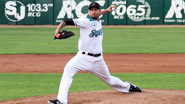 Beisbol, LMB: Jonathan Sánchez comandó el triunfo de Saraperos
