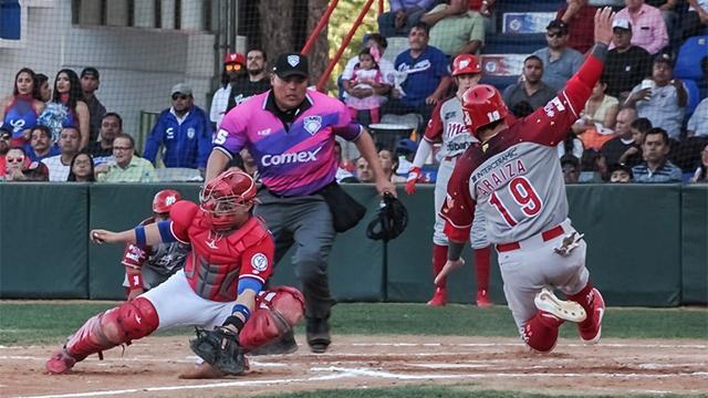 Beisbol, LMB: Diablos Rojos amarró la serie en Durango