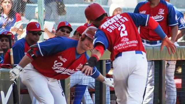 Beisbol, LMB: Keven Lamas brilló en triunfo de Generales frente a Diablos Rojos