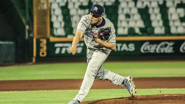 Beisbol, LMB: Sultanes se llevó el duelo de pitcheo en el Kukulcán