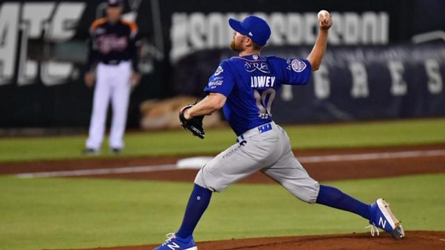 Beisbol, LMB: Lowey alcanzó su sexta victoria tras dominar a Tigres
