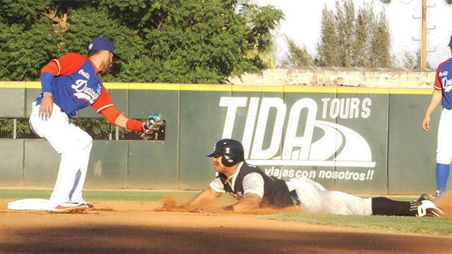 Beisbol, LMB: Javier Salazar pegó el hit del triunfo para Generales