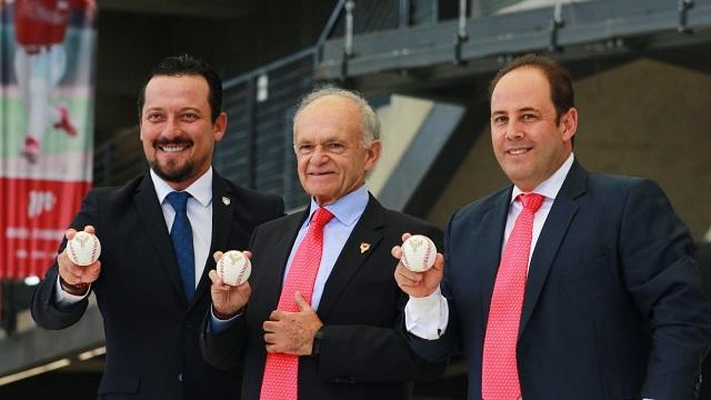 Beisbol, LMB: La Liga Mexicana de Beisbol presentó el Juego de Estrellas 2019 en la CDMX