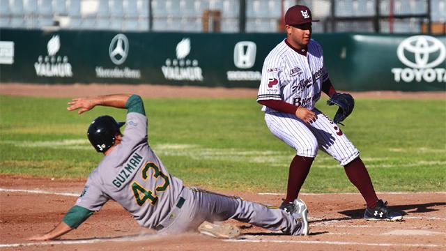 Beisbol, LMB: Explotó la ofensiva de Pericos con 26 imparables