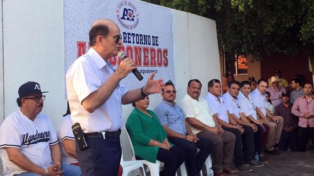 Beisbol, LMP: Directiva de Algodoneros se reúne con la afición de Guasave