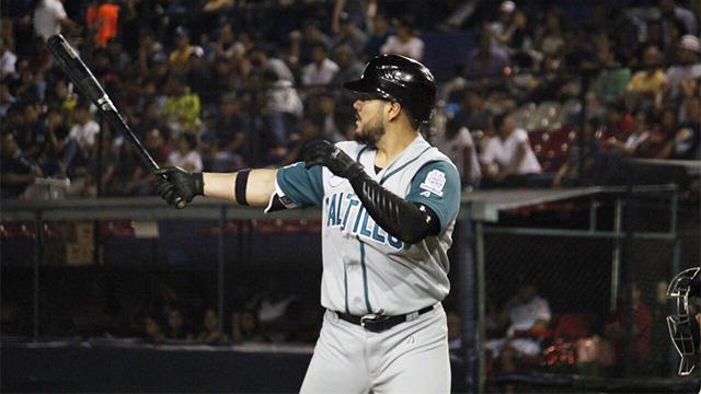 Beisbol, LMB: Saraperos se impuso a Bravos en el Domingo Santana