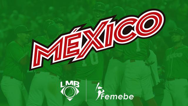 Beisbol, LMB: Preselección de México para el Premier12