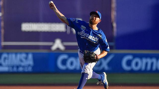 Beisbol, LMB: Lowey y Carter comandaron la victoria acerera sobre Tabasco