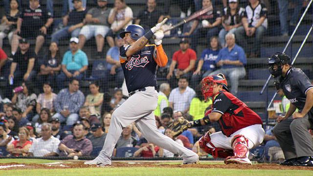 Beisbol, LMB: Tigres rompió la racha de Tecolotes a punta de cañonazos