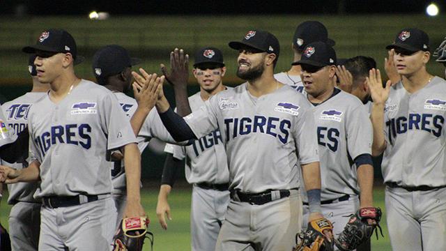 Beisbol, LMB: Tigres ganó en 12 entradas y se llevó la serie de Laredo