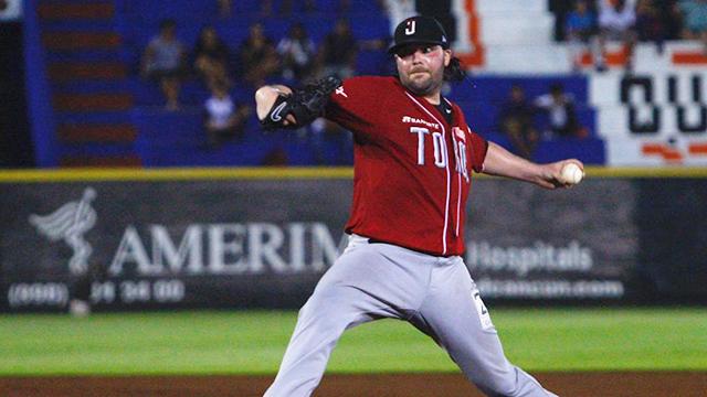 Beisbol, LMB: Russell comandó la embestida en Cancún