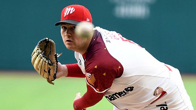 Beisbol, LMB: Matt Gage comandó el triunfo escarlata sobre Yucatán