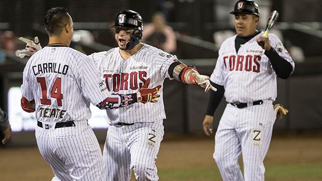 Beisbol, LMB: Se impuso Toros a las fieras en el inicio de la serie