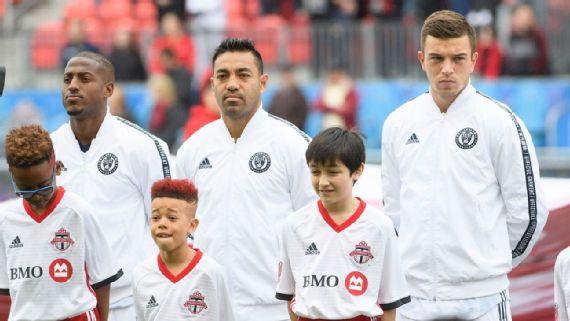 Fútbol: Marco Fabián volvió a jugar con el Philadelphia Union
