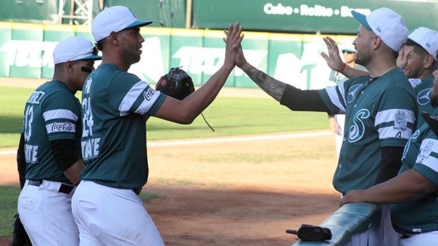Beisbol, LMB: Jonathan Sánchez frenó a Rieleros y Saltillo se quedó el último de la serie