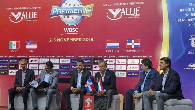 Beisbol, WBSC, LMP: Se lanzó la venta de boletos para el Premier12 en Guadalajara
