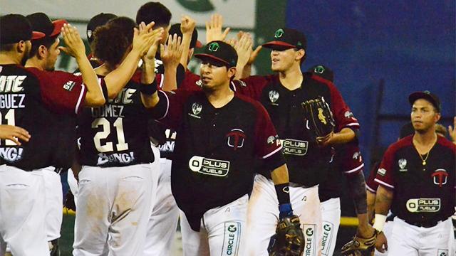 Beisbol, LMB: Con gran pitcheo de Oramas, Olmecas rescató el tercero