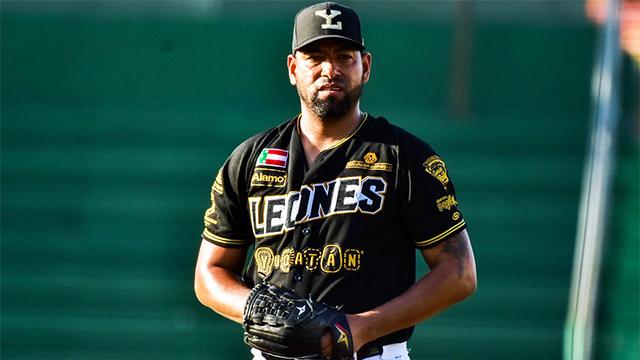 Beisbol, LMB: César Valdez es el primero en llegar a 9 triunfos en la temporada en LMB
