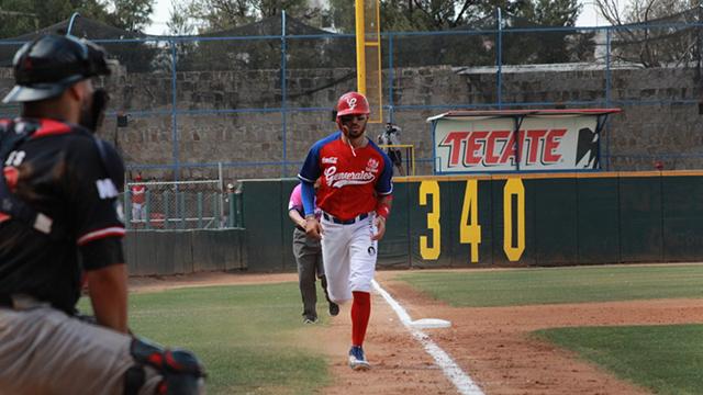 Beisbol, LMB: Generales hiló su tercera serie tras vencer a Tecolotes