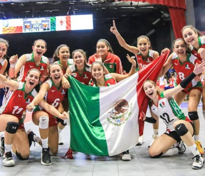 Voleibol: México tendrá prueba difícil en el Mundial de Voleibol