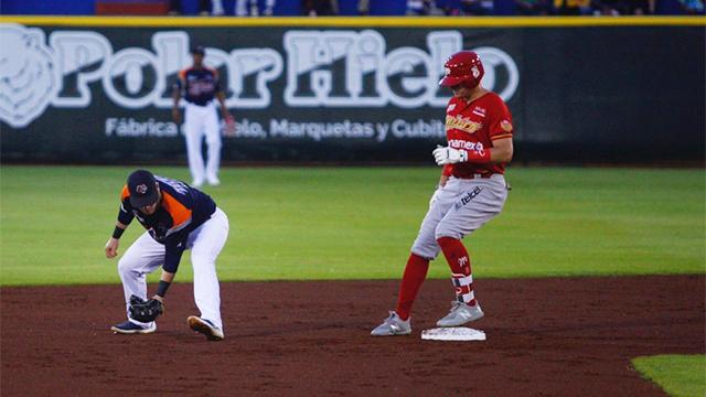 Beisbol, LMB: Diablos Rojos emparejó la Guerra Civil