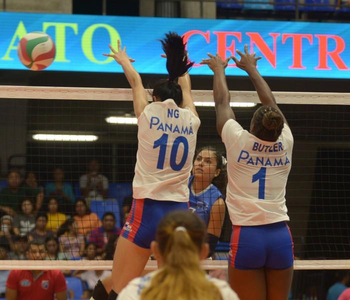 Voleibol, Norceca: Nicaragua cosecha tres victorias