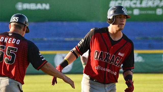 Beisbol, LMB: Blanqueada combinada y serie completa para Oaxaca