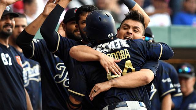 Beisbol, LMB: Letal rally de Tigres en la décima entrada y empatan la serie
